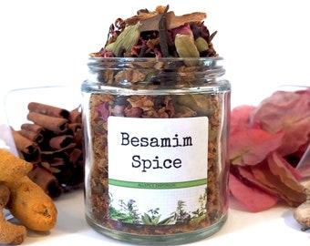 Besamim Spice Mix/Kosher/Israeli Havdalah/Besamim Spice Box/Spice Rack/Food Gift/Gifts For Foodies/Foodie Gift/Seasonings Gifts/Chef Gift