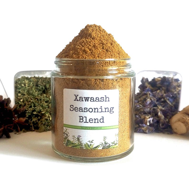 Xawaash Seasoning Blend Mélange Dépices Gifts For Foodies Foodie Gift Chef Gift