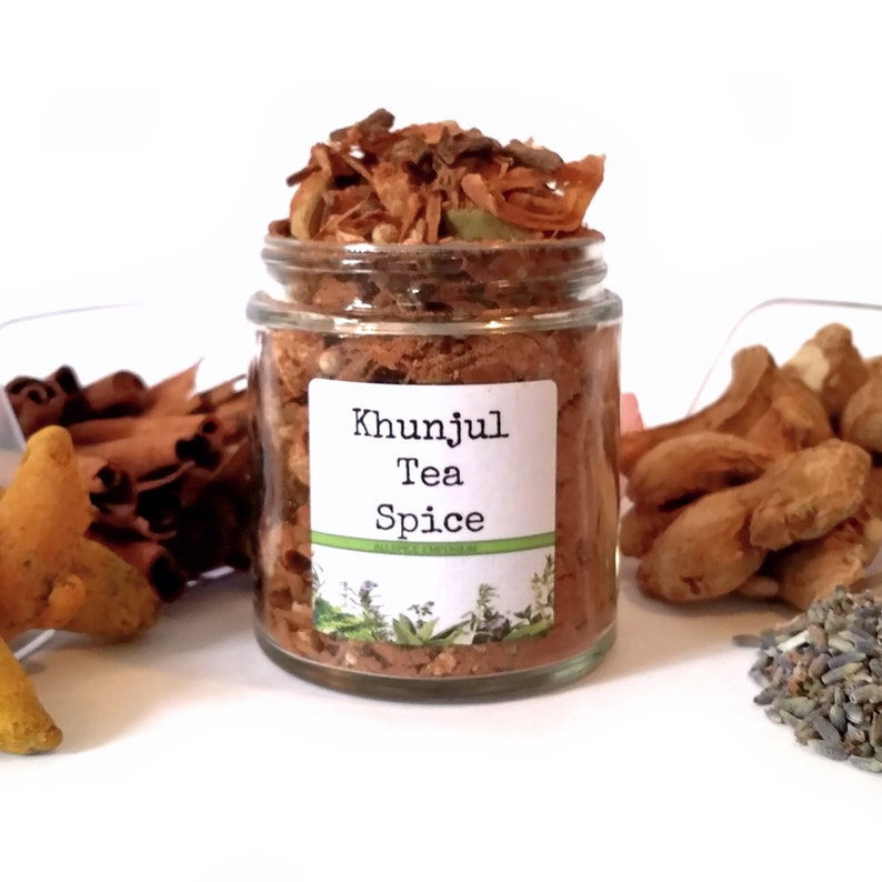 Khunjul Tea Spice, Moroccan Spiced Tea, Gifts For Foodies, Foodie Gift, Tea  Gift