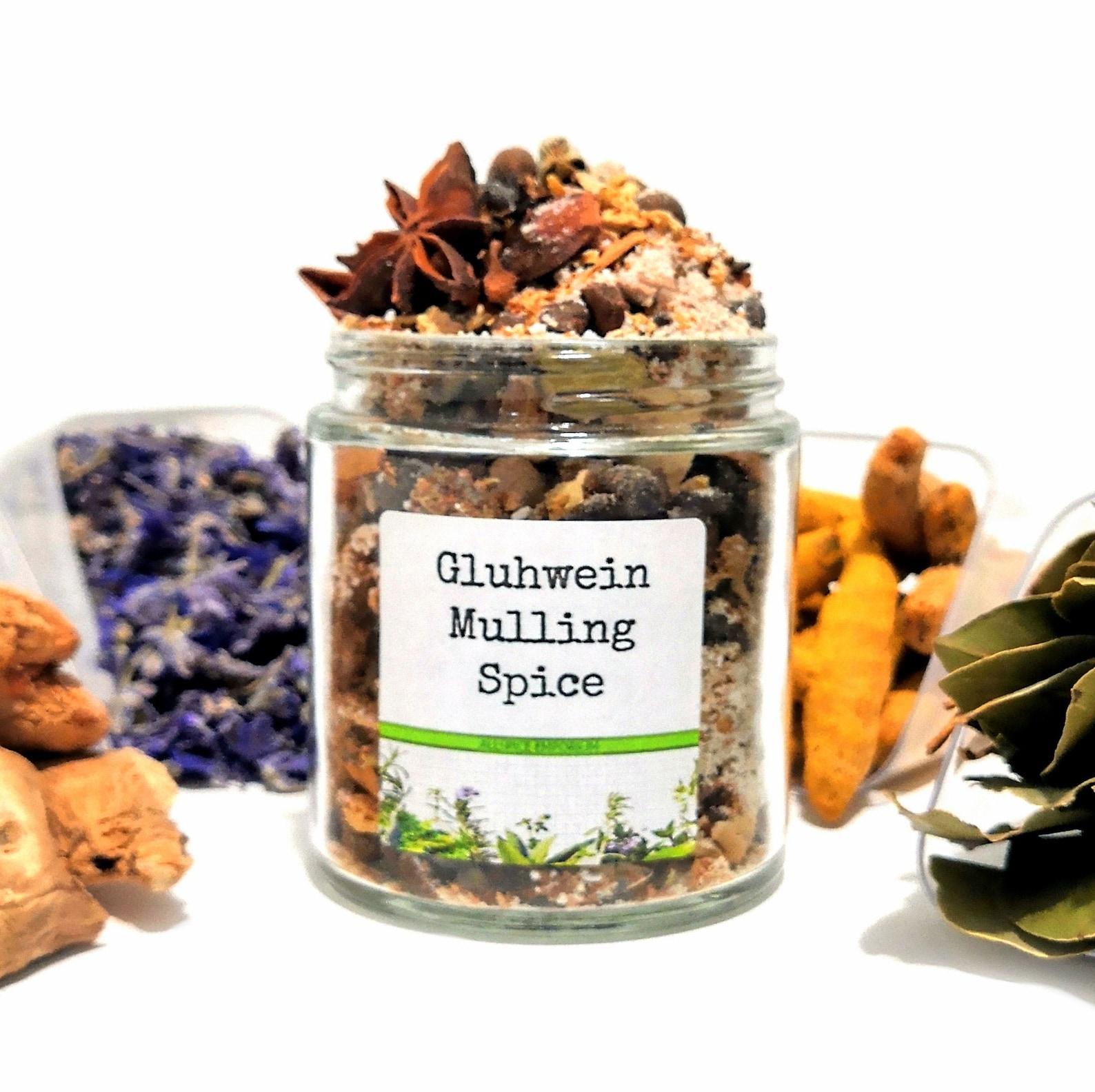 Glühwein Mulling Spice