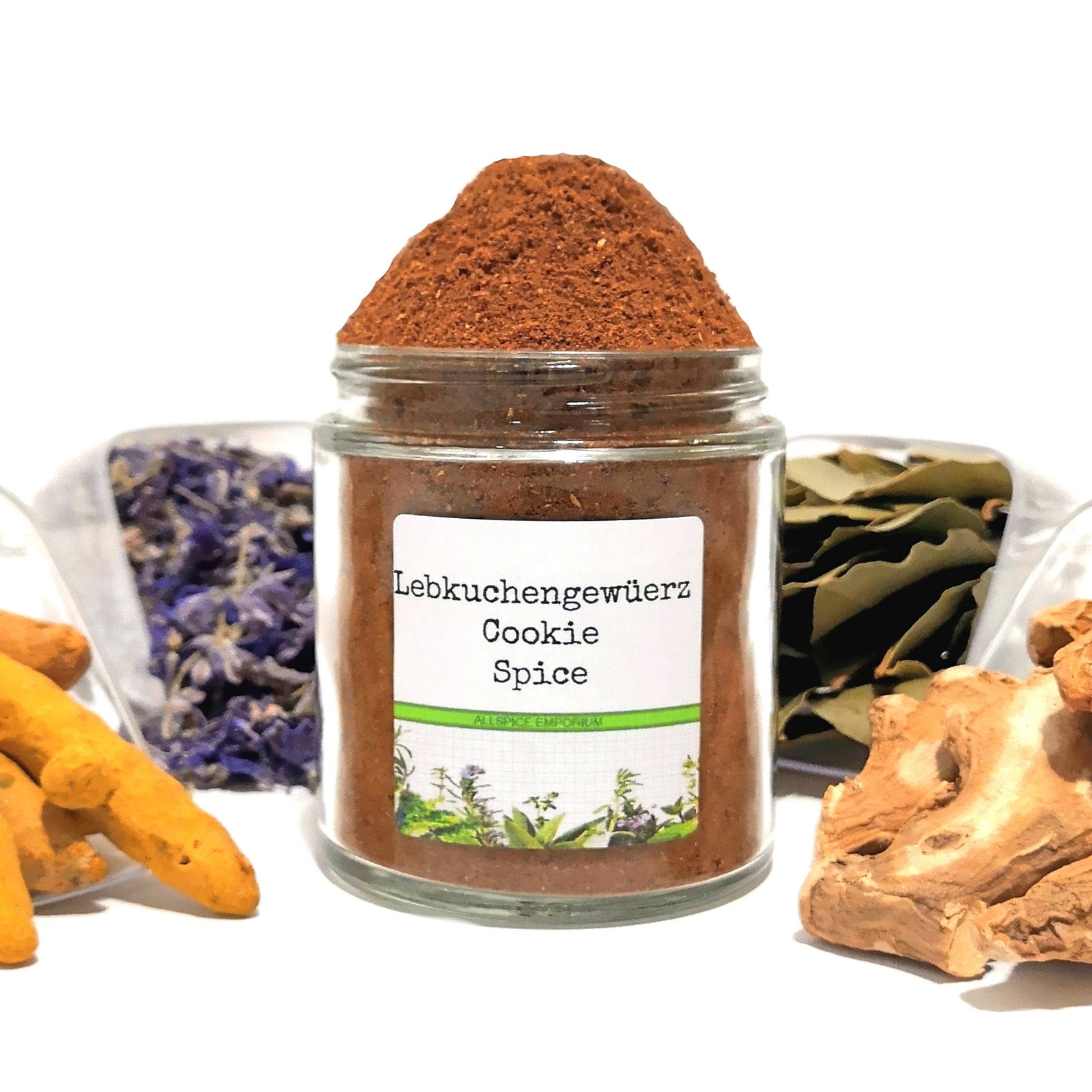 Lebkuchen Spice