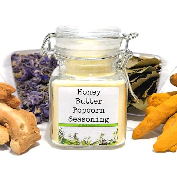 Honey Butter Popcorn Seasoning Gifts For Foodies Foodie Etsy