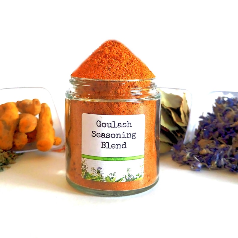 Goulash Seasoning Blend Gifts For Foodies Foodie Gift Chef Gift