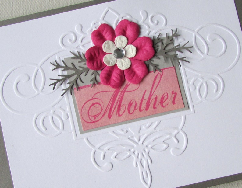 Mother Card Greeting Cards For Mom Mothers Day