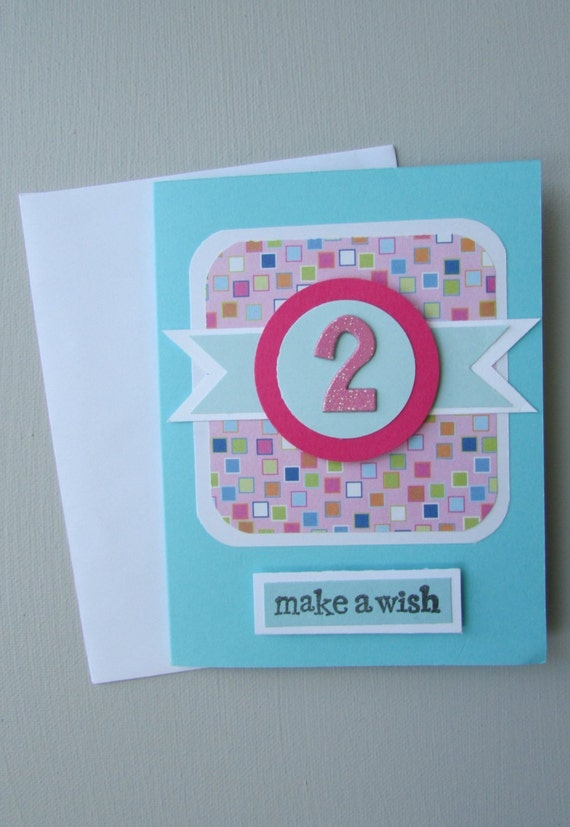 Birthday Card Kids Cards With Age Fun