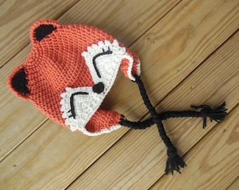 Forest Fox Hat