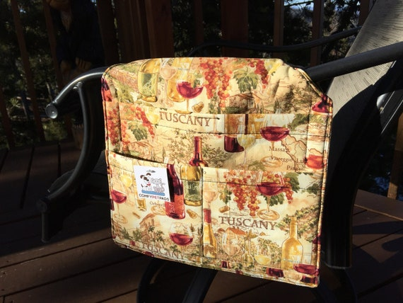 Walker Accessories, Chair Caddy, Hospital Bed Rail Organizer, Outdoor Chairs, Nursing Home Gifts
