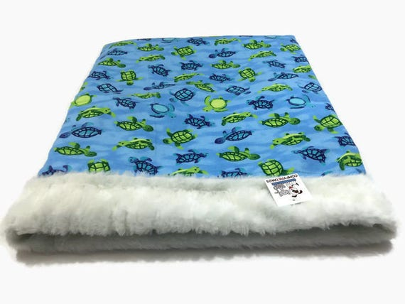 Sea Turtle Burrow Bag, Sphynx Cat Bed, Snuggle Sack, Doxie Bed Warmer, Cuddle Bag, Wiener Dog, Bed Warmer, Chihuahua Sack, MinPin Bed, SSL