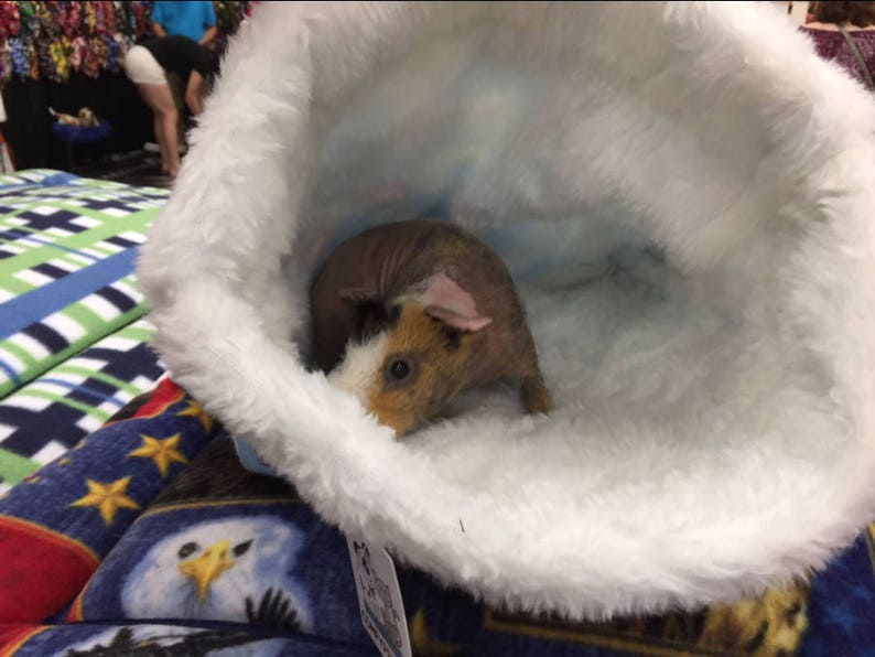 SSM Small Dog Bed Cuddle Bag Snuggle Sack for Guinea Pigs Cage Accessories Bearded Dragon Chihuahua Sack Chihuahua Burrow Bag
