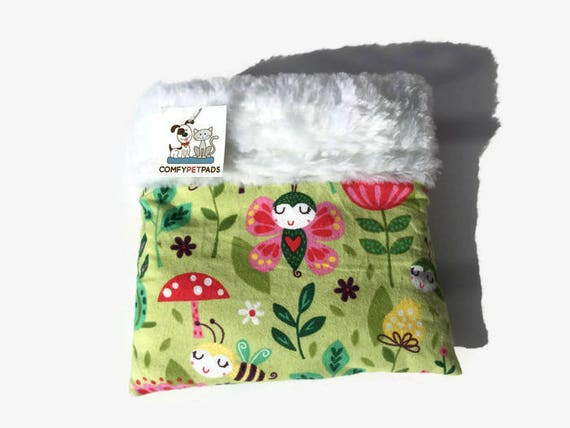 Hedgehog Snuggle Sack, Skinny Guinea Pig Bedding or other small animals
