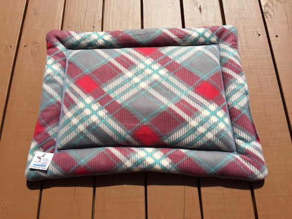 Plaid Cat Mat or Dog Bed, SP