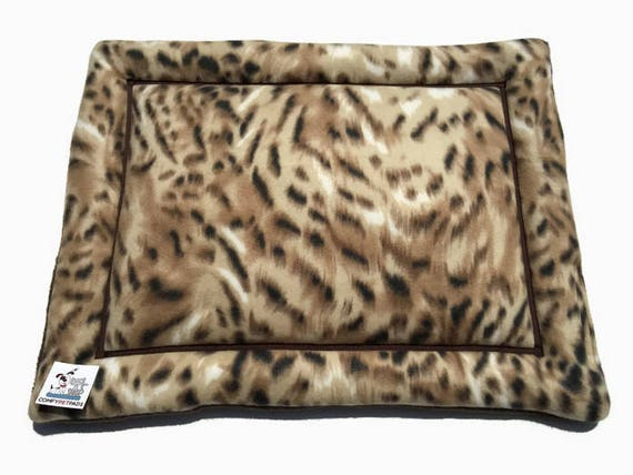 Cat Carrier Pad, Cat Bed, Dog Crate Pad, Bed for Cats, Dog Bed, Small Bedding, Cat Lover Gifts, Training Mat, Cat Lover Gifts, 19x25