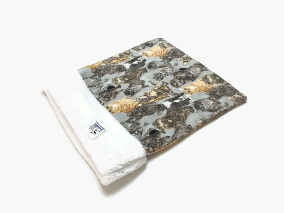 Snuggle Sack for Cats, Washable, Size 28x20 uncuffed