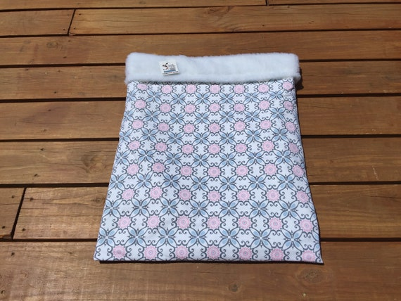 Snuggle Sack with Faux Fur, Washable, Size 20x25, SSL