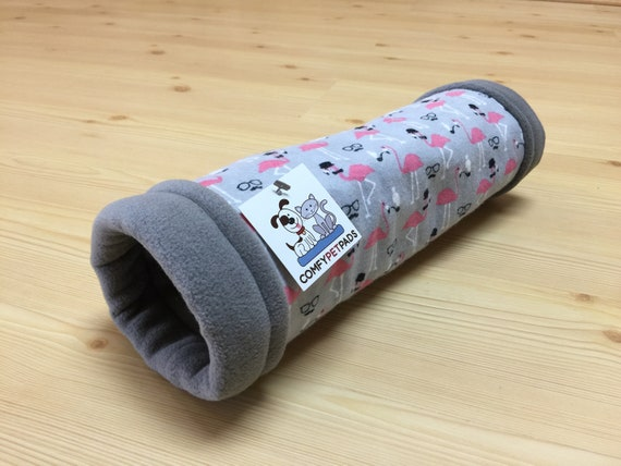 Tunnel for Hedgehogs, Ferrets, Guinea Pigs, Sugar Gliders and other small animals.  Size 13 Inches x 4 Inches.
