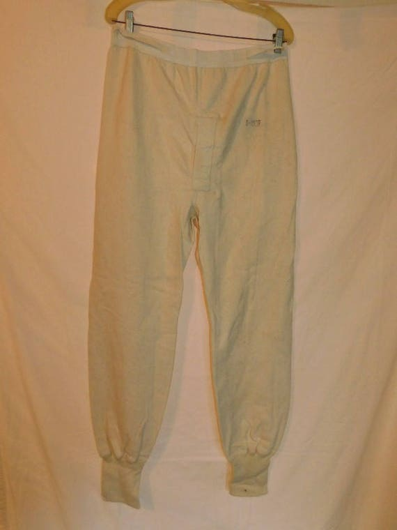 Dated 1950 Military Long Underwear - image 1