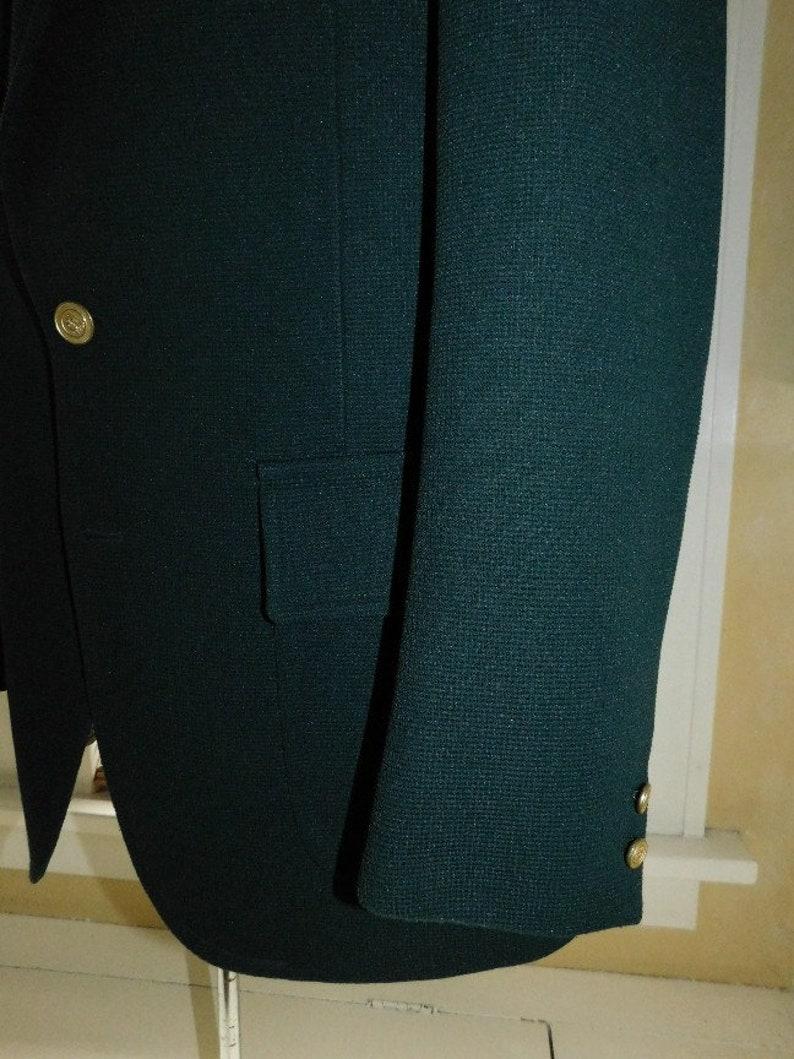 Men/'s 1970/'s Cool Green Suit