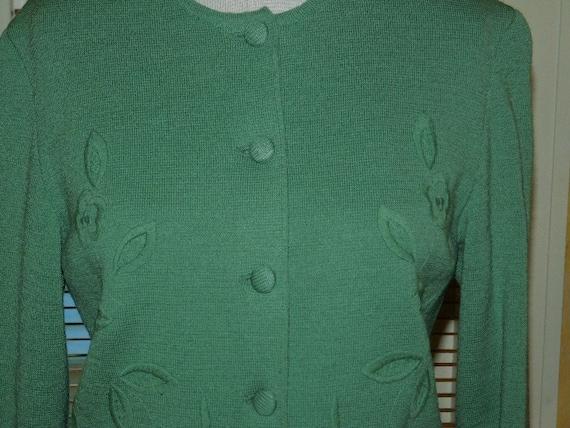 Luisa Spagnoli Knit Suit 1960's