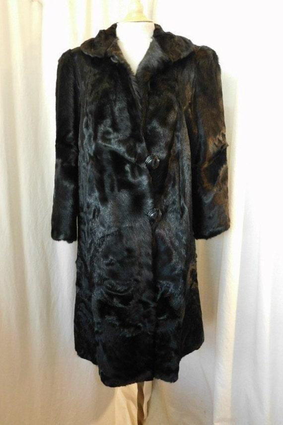 Womans Fur Coat 1930's/40's - image 2