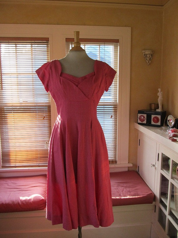 Cocktail/Party  Dress 1950's