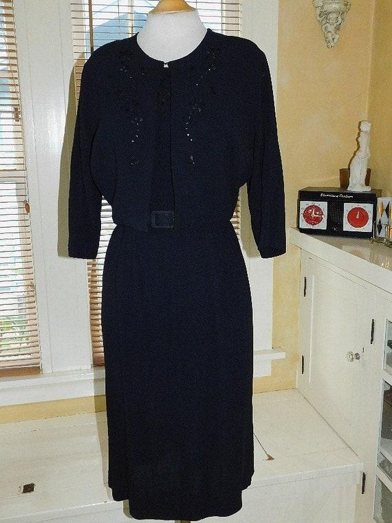 Roselli 50's Dress Set Suit