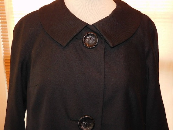 Lillie Ruben - 1960's Jacket Coat