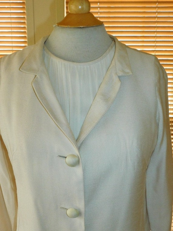 Womans Vintage Suit 1960s