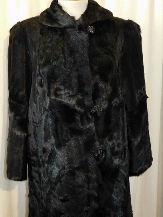 Womans Fur Coat 1930's/40's - image 4