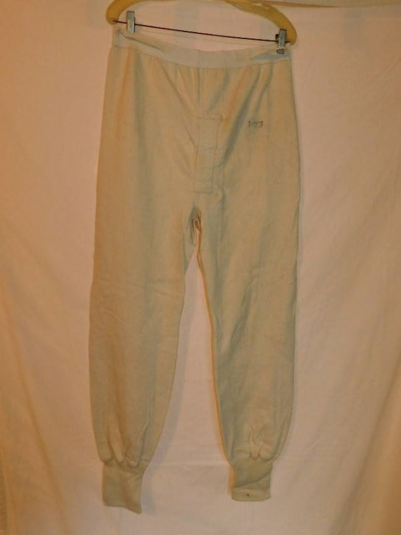 Dated 1950 Military Long Underwear - image 3