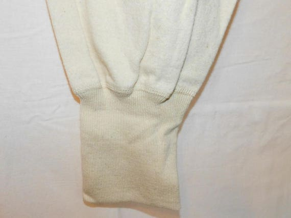 Dated 1950 Military Long Underwear - image 6