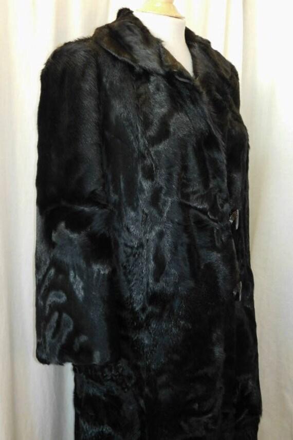 Womans Fur Coat 1930's/40's - image 7