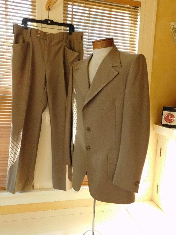 Large Size Western Suit