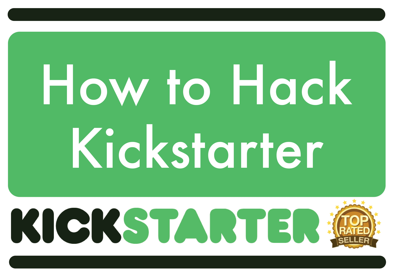 Get a Winning KICKSTARTER Marketing Plan - New Crowdfunding Guide