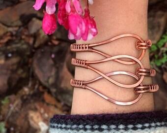 HEALING; Copper bracelet