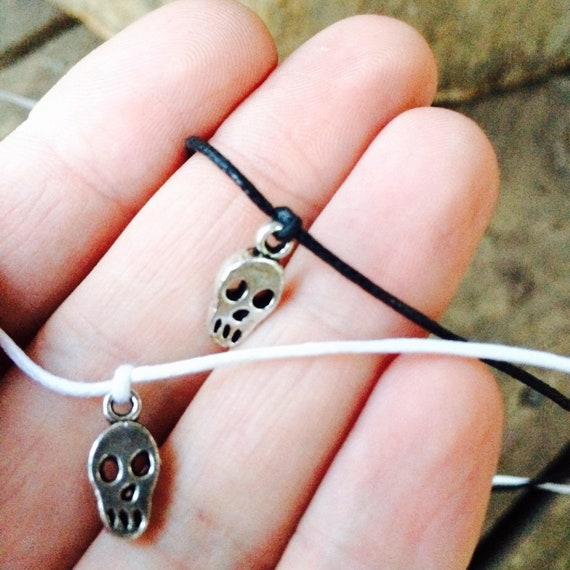 Wish Bracelet 3D Skull