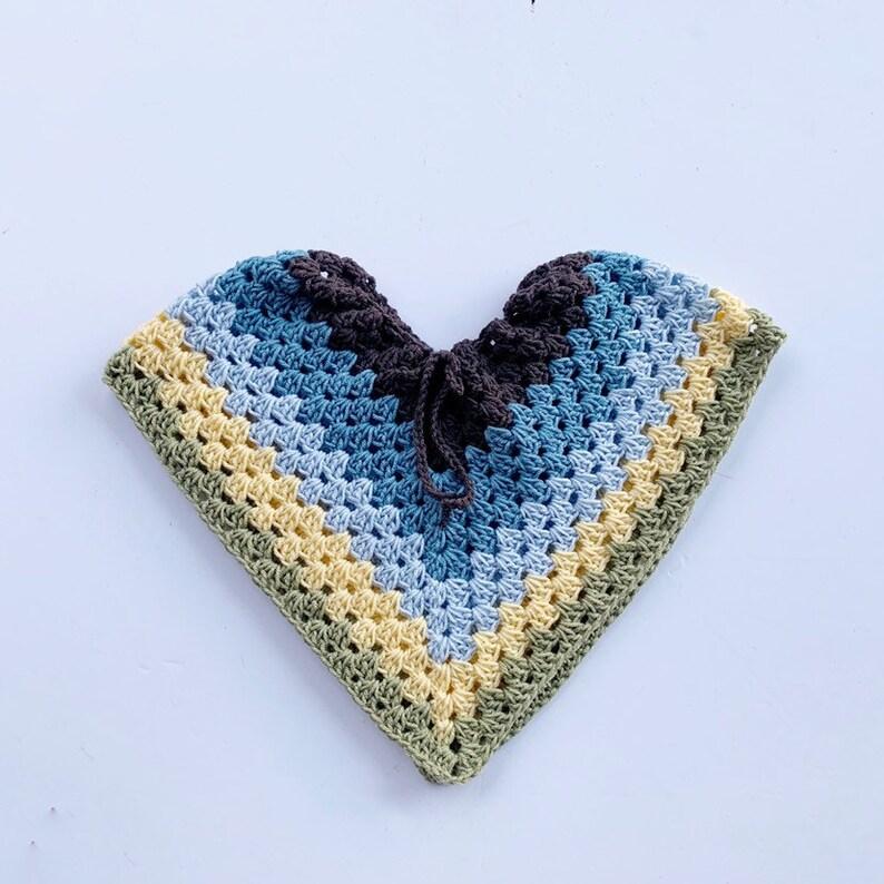 Beautiful poncho *RTS*