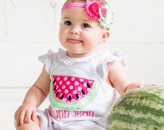 Watermelon Bubble, Tee, Gown, or Bodysuit