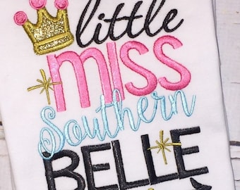 Little Miss Southern Belle