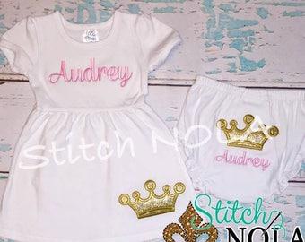 Princess Birthday Shirt, Princess Crown Applique, Crown Applique, Princess Birthday, Queen Crown, Crown Shirt, Birthday Girl Applique