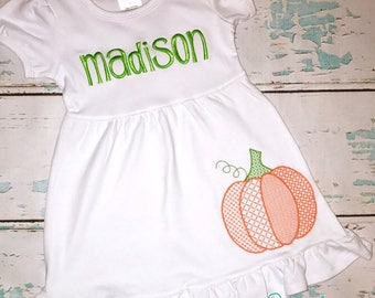 Motif pumpkin for girls and boys, pumpkin Shirt, Fall Shirt, Pumpkin Dress, Vintage Pumpkin, Pumpkin Romper, Pumpkin Patch Shirt