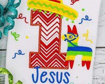 Fiesta Birthday, Mexican Fiesta Birthday, Pinata Birthday, Sombrero Birthday, Girl Fiesta Birthday, Boy Fiesta Birthday, Taco Party