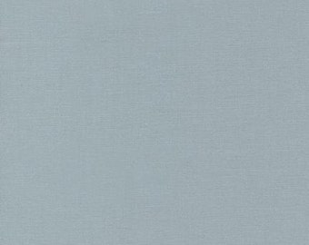 Titanium Cotton Fabric by Robert Kaufman, Grey/SilverFabric