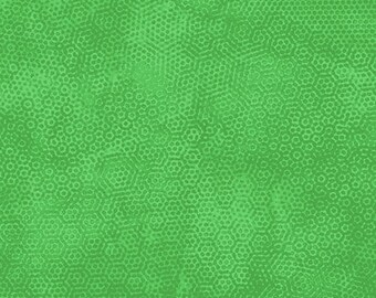 Dimples in Envy by Andover Fabrics, Green Dimples, Green Fabric, Green Quilting Fabric