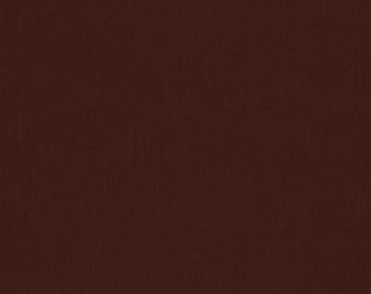 Brown Cotton Fabric by Robert Kaufman, Brown