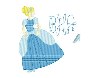 Princess with Glass Slipper, Magical Princess, Magical Vacation
