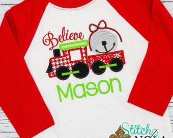 Christmas Believe Train