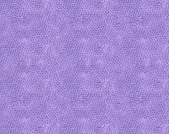 Dimples in Wisteria by Andover Fabrics, Wisteria Fabric, Purple Fabric, Purple Quilting Fabric