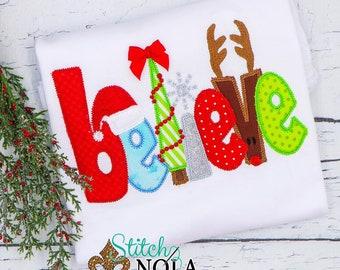Reindeer Believe