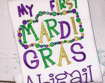 First 1st Mardi Gras