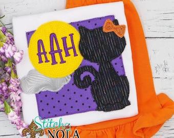 Girls Halloween Shirt and Short Set, Halloween Outfit, Girls Halloween Outfit